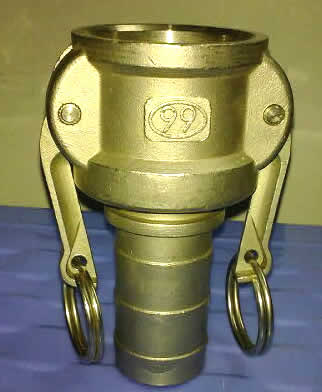 高压油管接头